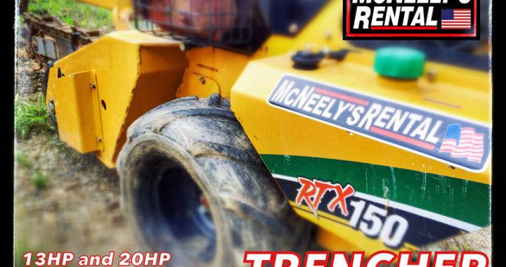 2012 VERMEER RTX150 TRENCHER